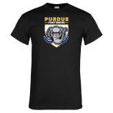 Black T Shirt-Primary Athletic Logo
