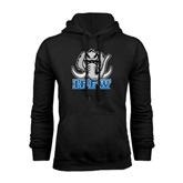 Black Fleece Hoodie-Mastodon with IPFW