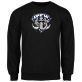 Black Fleece Crew-IPFW Mastodon Shield