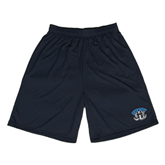 Performance Black 9 Inch Length Shorts-Arched IPFW with Mastodon