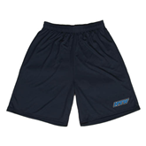Performance Black 9 Inch Length Shorts-IPFW