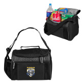 Edge Black Cooler-Primary Athletic Logo