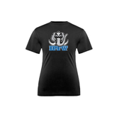 Youth Syntrel Performance Black Training Tee-Mastodon with IPFW