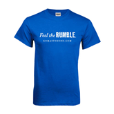 Royal T Shirt-Feel The Rumble