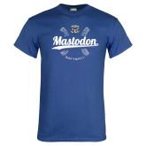 Royal T Shirt-Mastodon Softball