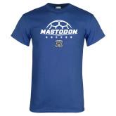 Royal T Shirt-Mastodon Soccer