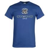 Royal T Shirt-Mastodon Dad