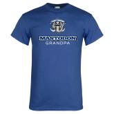 Royal T Shirt-Mastodon Grandpa