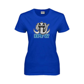 Ladies Royal T Shirt-Mastodon with IPFW