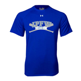Under Armour Royal Tech Tee-Baseball Bats Design