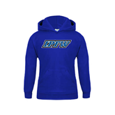 Youth Royal Fleece Hoodie-IPFW