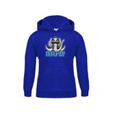 Youth Royal Fleece Hoodie-Mastodon with IPFW