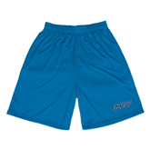 Performance Royal 9 Inch Length Shorts-IPFW