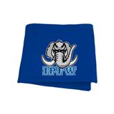 Royal Sweatshirt Blanket-Mastodon with IPFW