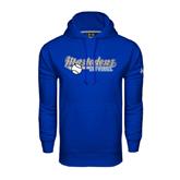 Under Armour Royal Performance Sweats Team Hoodie-Softball Design
