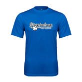 Syntrel Performance Royal Tee-Softball Design