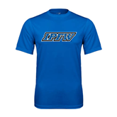 Syntrel Performance Royal Tee-IPFW