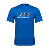 Syntrel Performance Royal Tee-Baseball