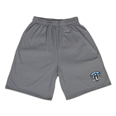 Performance Steel 9 Inch Length Shorts-IPFW Mastodon Shield