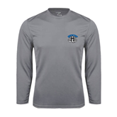 Syntrel Performance Steel Longsleeve Shirt-Arched IPFW with Mastodon