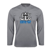 Syntrel Performance Steel Longsleeve Shirt-Mastodon with IPFW