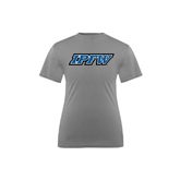 Youth Syntrel Performance Steel Training Tee-IPFW