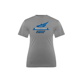 Youth Syntrel Performance Steel Training Tee-Track and Field Side Shoe Design