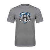 Syntrel Performance Steel Tee-IPFW Mastodon Shield