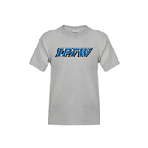 Youth Grey T-Shirt-IPFW