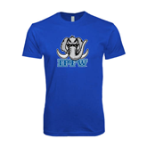 Next Level SoftStyle Royal T Shirt-Mastodon with IPFW