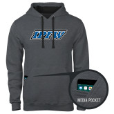 Contemporary Sofspun Charcoal Heather Hoodie-IPFW