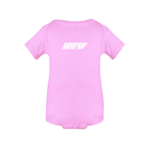 Light Pink Infant Onesie-IPFW