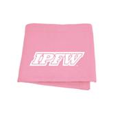 Pink Sweatshirt Blanket-IPFW