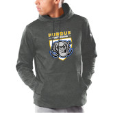 Under Armour Carbon Armour Fleece Hoodie-Primary Athletic Logo