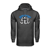 Under Armour Carbon Performance Sweats Team Hoodie-Arched IPFW with Mastodon