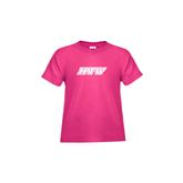 Toddler Fuchsia T Shirt-IPFW