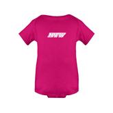 Fuchsia Infant Onesie-IPFW