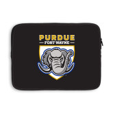 13 inch Neoprene Laptop Sleeve-Primary Athletic Logo