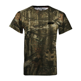 Realtree Camo T Shirt-IPFW