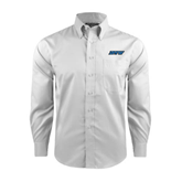 Red House White Long Sleeve Shirt-IPFW