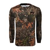 Realtree Camo Long Sleeve T Shirt w/Pocket-IPFW