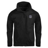 Black Charger Jacket-IPFW Mastodon Shield