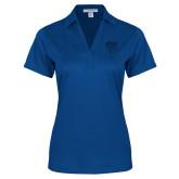 Ladies Royal Performance Fine Jacquard Polo-Primary Mark