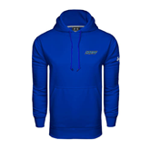 Under Armour Royal Performance Sweats Team Hood-IPFW