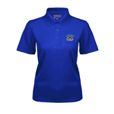 Ladies Royal Dry Mesh Polo-Arched IPFW with Mastodon