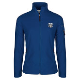 Columbia Ladies Full Zip Royal Fleece Jacket-Primary Mark