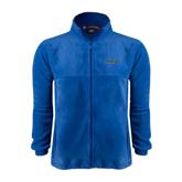 Fleece Full Zip Royal Jacket-IPFW