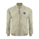 Khaki Players Jacket-IPFW Mastodon Shield