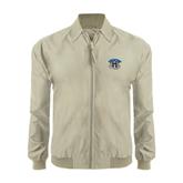 Khaki Players Jacket-Arched IPFW with Mastodon