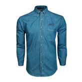 Denim Shirt Long Sleeve-IPFW